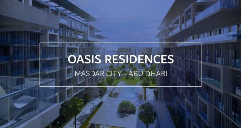 Oasis Residence at Masdar City, Abudhabi